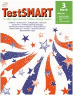 TestSMART Math Operations and Problem Solving Grade 6: Help for Basic Math Skills, State Competency Tests, Achievement Tests - Lori Mammen