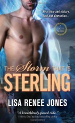 The Storm That Is Sterling - Lisa Renee Jones