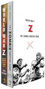 Max Brooks Boxed Set: World War Z / the Zombie Survival Guide - Max Brooks