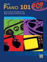 Allfred's Piano 101- Pop Book 1 - Carol Matz