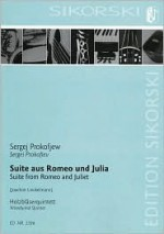 Suite from Romeo and Juliet: Woodwind Quintet Score and Parts - Sergei Prokofiev