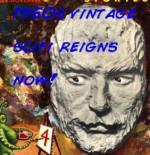 1950s Vintage Sci-Fi Reigns Now (Pulp Vintage Sci-Fi 1950s) - By W. W. Skupeldyckle, Alan E. Nourse, Milton Lesser, Mark Clifton