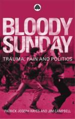 Bloody Sunday: Trauma, Pain and Politics - Patrick Joseph Hayes, Jim Campbell
