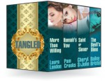 Tangled: A boxed set of historical novels - Cheryl St.John, Pam Crooks, Laura Landon, Bailey Bristol