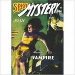 Spicy Mystery Stories - July 1942 - Lew Merrill, H.J. Ward