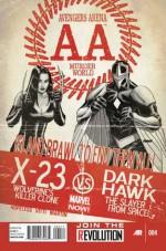Avengers Arena #4 - Dennis Hopeless, Alessandro Vitti, Frank Martin