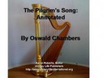 The Song of the Pilgrim: Annotated - Oswald Chambers, Aaron Roberts