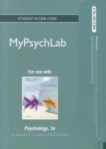 Psychology [MyPsycLab Standalone Access Card] - Saundra K. Ciccarelli, J. Noland White