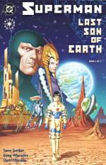 Superman: Last Son of Earth - Steve Gerber, Doug Wheatley