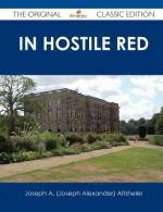 In Hostile Red - Joseph Alexander Altsheler