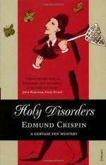 Holy Disorders - Edmund Crispin