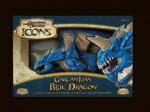 Gargantuan Blue Dragon (Dungeons & Dragons Icons) - Wizards Team