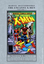 Marvel Masterworks: The Uncanny X-Men, Vol. 7 - Chris Claremont, Dave Cockrum, Mike Golden, Brent Anderson, Bill Sienkiewicz, Jim Sherman, Bob McLeod