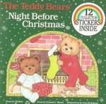 The Teddy Bears' Night Before Christmas - Jill Wolf, Jean Rudegeair, Clement C. Moore