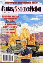 Fantasy & Science Fiction, January 2003 - Gordon Van Gelder, Steven Popkes, Alex Irvine, M. Shayne Bell, Albert E. Cowdrey, M. Rickert, John Varley