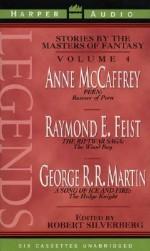Legends. Volume 4 - Frank Muller, Robert Silverberg, George R.R. Martin, Raymond E. Feist, Sam Tsoutsouvas, Kathryn Walker