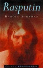 Rasputin - Harold Shukman
