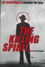 The Killing Spirit: An Anthology of Murder for Hire - Various, Graham Greene, T.C. Boyle, Jay Hopler, Bharati Mukherjee, Damon Runyon, Felice Eyston