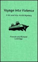 Voyage into Violence - Richard Lockridge, Frances Lockridge