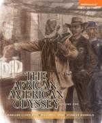 The African-American Odyssey, Volume 1, Books a la Carte - Darlene Clark Hine, William C. Hine, Stanley C Harrold