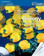 Cambridge IGCSE Biology Coursebook with CD-ROM (Cambridge International Examinations) - Mary Jones, Geoff Jones