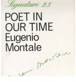 Poet in Our Time - Eugenio Montale