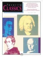 Favorite Classics, Bk 1: Solo (Alfred Masterwork Editions) - Alfred Publishing Staff, E. L. Lancaster, Kenon D. Renfrow