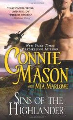 Sins of the Highlander - Connie Mason, Mia Marlowe