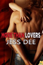 More Than Lovers - Jess Dee
