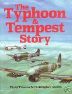The Typhoon & Tempest Story - Chris Thomas, Christopher Shores