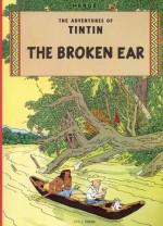 The Broken Ear - Hergé