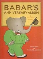 Babar's Anniversary Album: 6 Favorite Books - Jean de Brunhoff, Laurent de Brunhoff