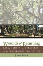 Wounds of Returning: Race, Memory, and Property on the Postslavery Plantation (New Directions in Southern Studies) - Jessica Adams