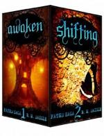 Fated Saga Fantasy Series Book Bundle, 1-2, Awaken and Shifting - Rachel M. Humphrey-D'aigle