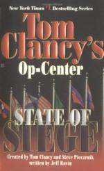 State of Siege - Tom Clancy, Jeff Rovin, Steve Pieczenik