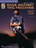 Best of Rage Against The Machine (Signature Licks) - Troy Stetina, Rage Against The Machine