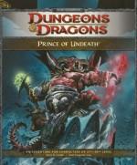 Prince of Undeath: Adventure E3 for 4th Edition Dungeons & Dragons - Scott Fitzgerald Gray, Scott Fitzgerald Gray, Bill Slavicsek