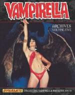 Vampirella Archives Volume 5 HC - Various Author, Richard Corben, Bernie Wrightson, Jeffrey Jones