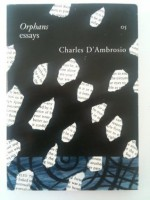 Orphans - Charles D'Ambrosio