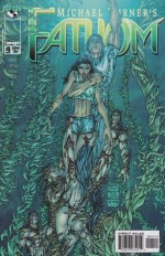 Fathom #4 - Michael Lane Turner, Bill O'Neil