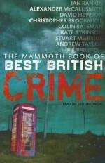 The Mammoth Book Of Best British Crime 8 - Maxim Jakubowski, Paul D. Brazill