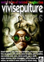 Vivisepulture - Richard Ford, Wayne Simmons, Andy Remic, Adrian Tchaikovsky, Gary McMahon, Steven Savile, Colin Harvey, Stan Nicholls, Neal Asher, Tony Ballantyne, Ian Sales, Danie Ware, Vincent Holland-Keen