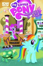 My Little Pony Friendship Is Magic #4 (Filled Randomly With 1 Of 2 Covers) - Katie Cook, Andy Price