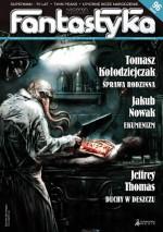 Nowa Fantastyka 315 (12/2008) - Tomasz Kołodziejczak, Jeffrey Thomas, Jakub Nowak