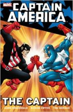 Captain America: The Captain - Mark Gruenwald, Tom Morgan, Kieron Dwyer