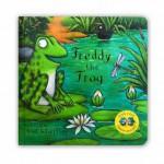 Freddy the Frog Jigsaw Book - Axel Scheffler