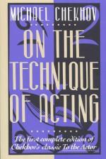 To the Actor - Michael Chekhov, Simon Callow