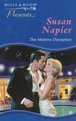 The Mistress Deception - Susan Napier