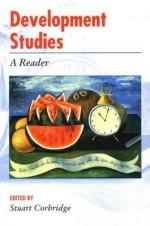 Development Studies: A Reader - Stuart Corbridge