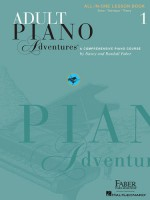 Adult Piano Adventures: Level 1 - Nancy Faber, Randall Faber